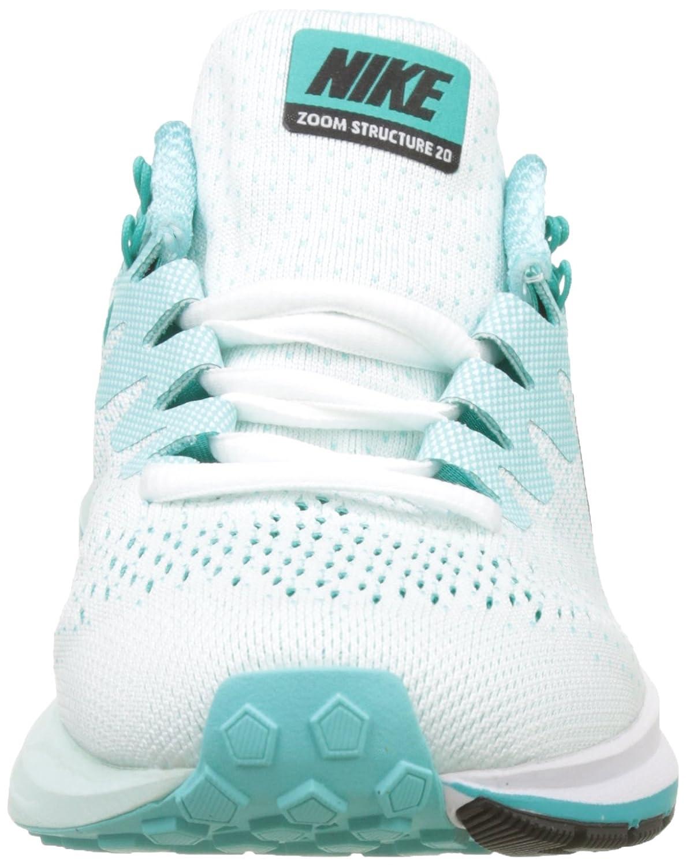 quality design 2da4a 7f637 Nike Wmns Air Zoom Structure 20, Scarpe da Corsa Donna: Amazon.it: Scarpe e  borse