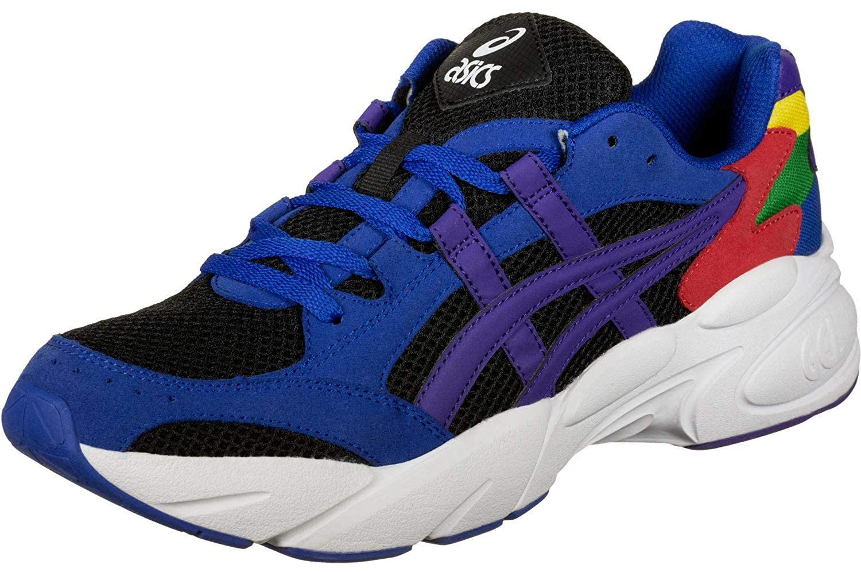 Noir (noir Gentry violet 002) ASICS Gel-Bondi, Chaussures de Running Homme 44 EU