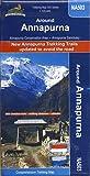 Wanderkarte NA 503 Around Annapurna 1:125.000