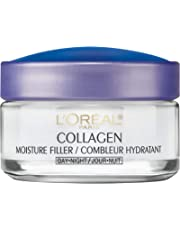L'Oreal Paris Collagen Anti-Aging Cream Day & Night, with Collagen, 50 mL