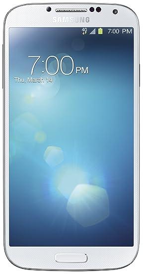 amazon com samsung galaxy s4 white frost 16gb sprint cell rh amazon com Straight Talk Samsung Galaxy S4 Samsung Galaxy S6 Edge Plus