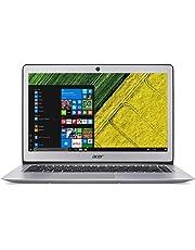 "Acer Swift 3 SF314-51-39ZJ Ultrabook 13,9"" Gris (Intel Core i3, 4 Go de RAM, SSD 128 Go, Intel HD Graphics, Windows 10) [Ancien Modèle]"