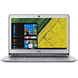 "Acer Swift 3 SF314-51-39ZJ Ultrabook 13,9"" Gris (Intel Core i3, 4 Go de RAM, SSD 128 Go, Intel HD Graphics, Windows 10)"