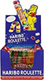 Haribo Roulettes, 7/8 oz. Rolls-New Super Size Package-72-Count New Super Size Package