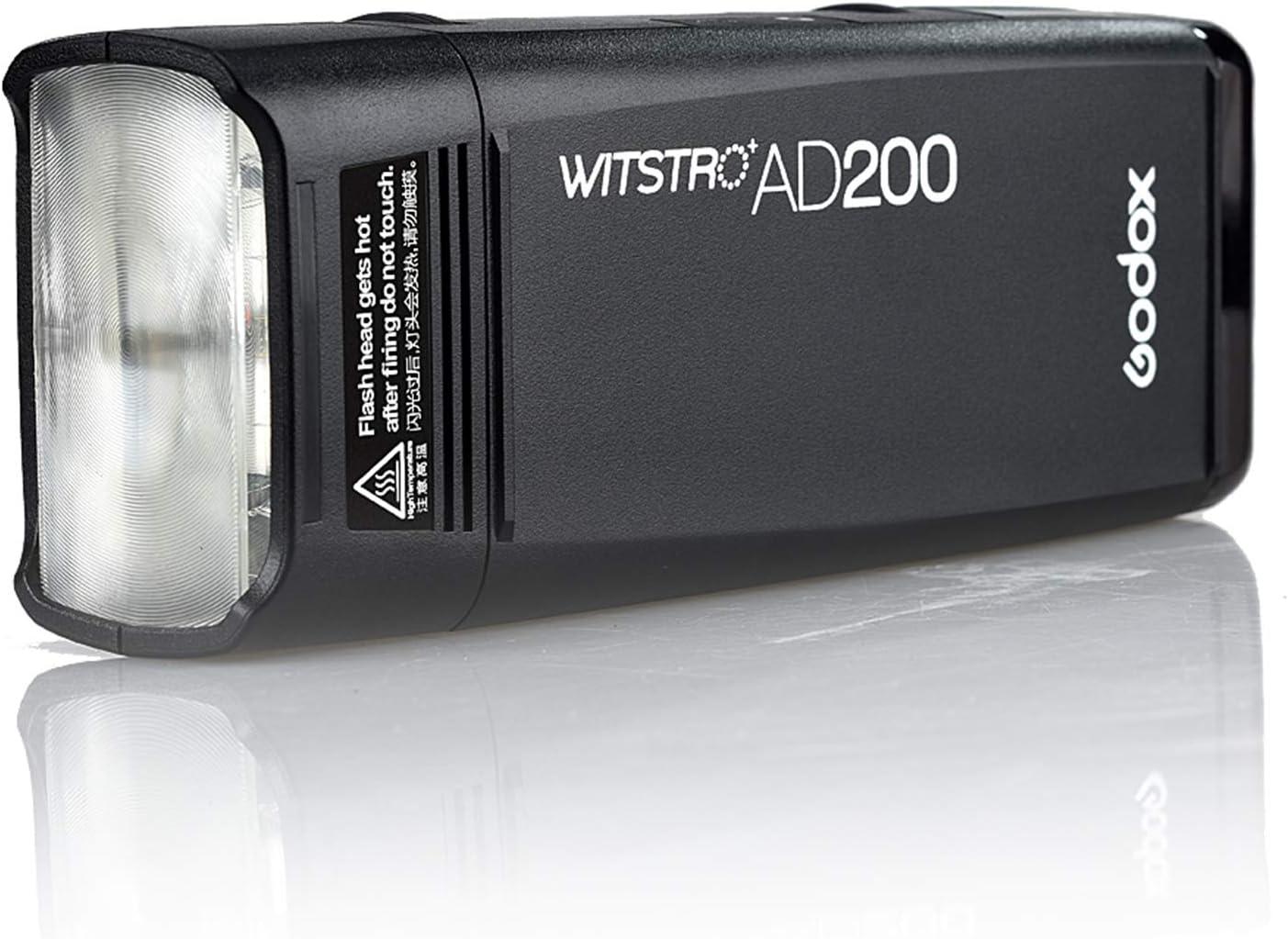 Godox Ad200 Ttl Set Pocket Flash 2 4 G Speedlite Kamera