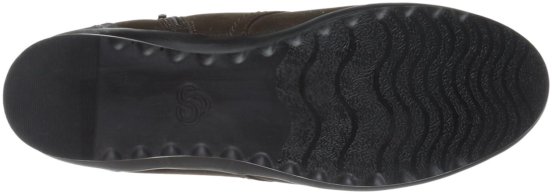 CLARKS B01MR30I7S Women's Caddell Hop Boot B01MR30I7S CLARKS 10 W US|Brown be900f