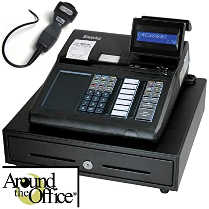 Amazon com : SAM4s ER-915 Cash Register with refurb
