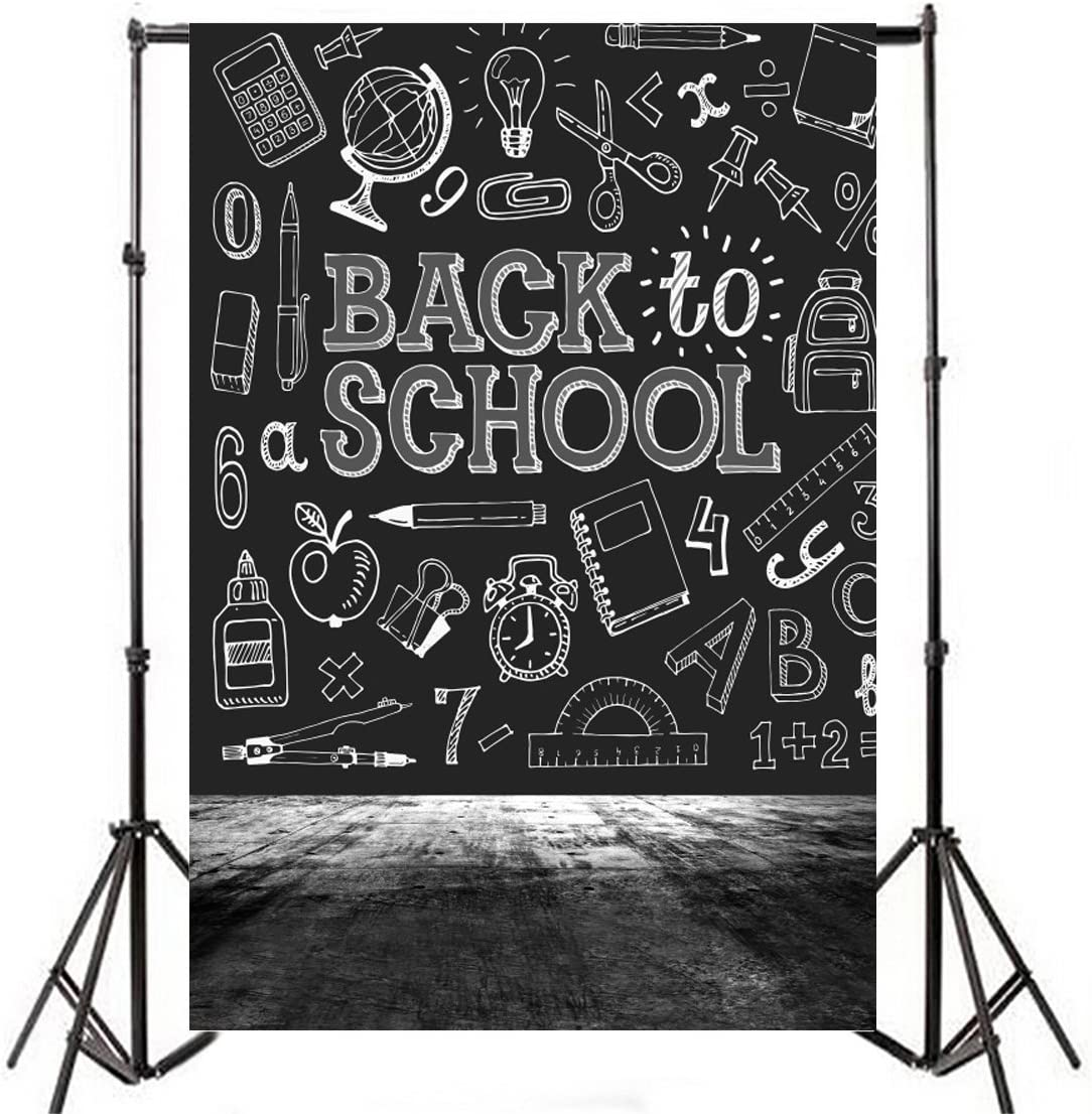 School Toy Store Backdrop 10x10ft Vinyl Photography Backgrounds Cute Children Toys Wooden Train Colorful Toys Gifts Students Infant Kids Photo Backdrop Studio