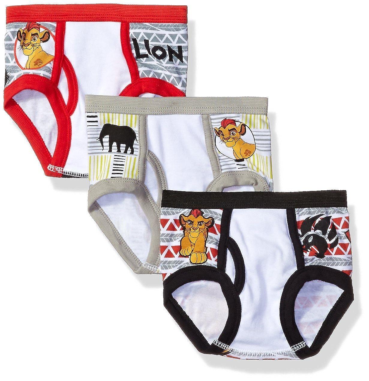 Disney Toddler Boys' Lion Guard 3pk Underwear TBUP2712
