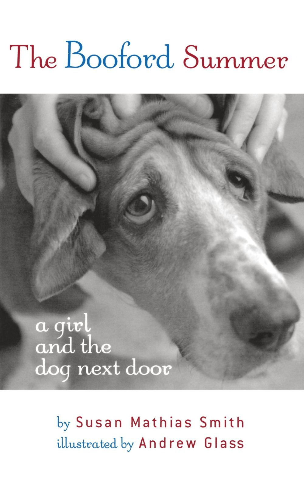 The Booford Summer A Girl And The Dog Next Door Amazon