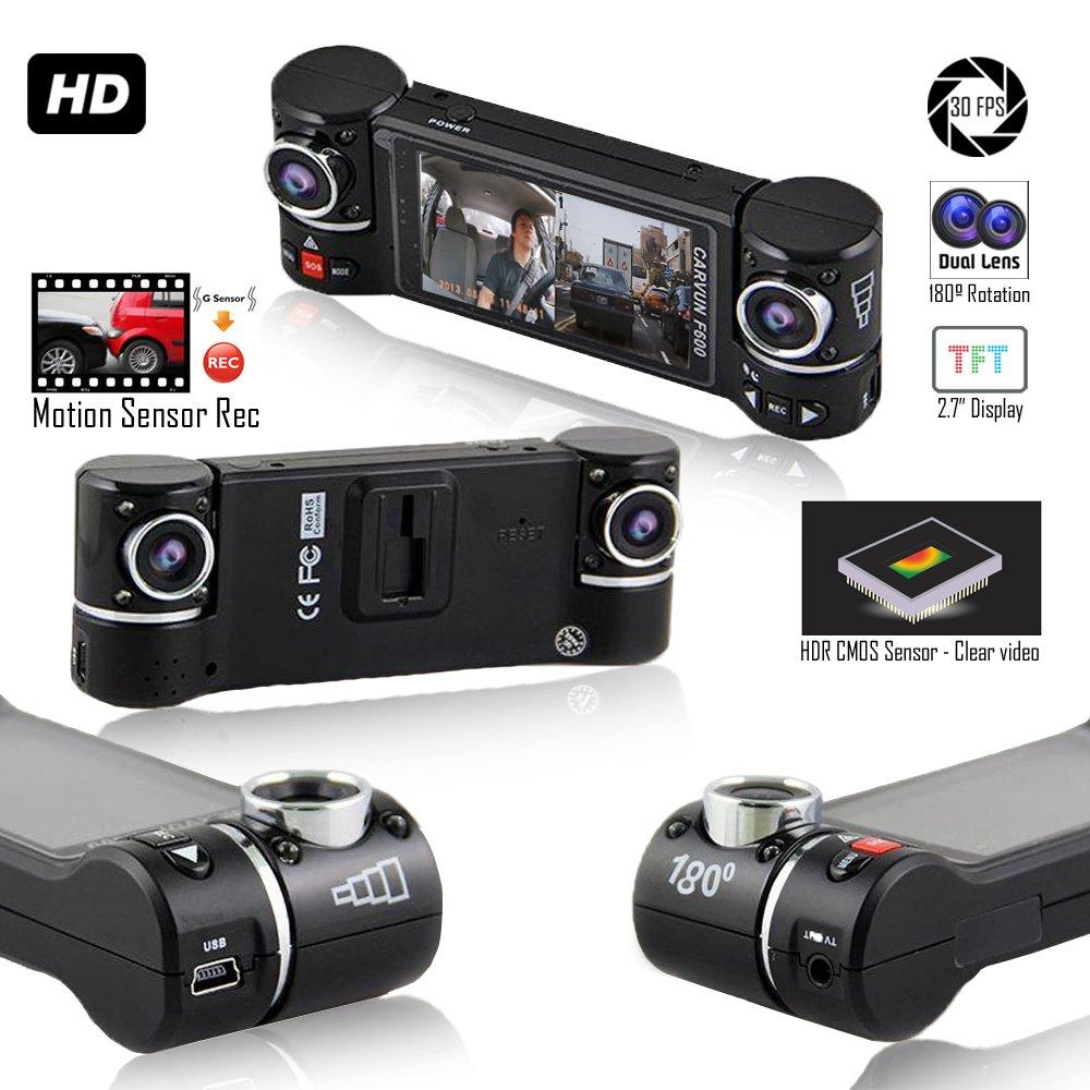 Indigi Dash Cam FHD 1080p 2.7