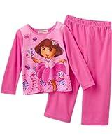 Dora the Explorer Toddler Little Girls' Pajamas