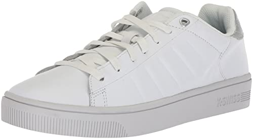 K Swiss Damen Court Frasco Sneaker, White Rose