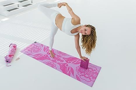 Ethnic Aqua Yogistar Basic Art Collection Yogatasche One Size