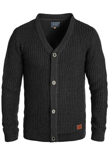 BLEND Waldo - Veste en Maille - Homme  Amazon.fr  Vêtements et ... 40702212480b