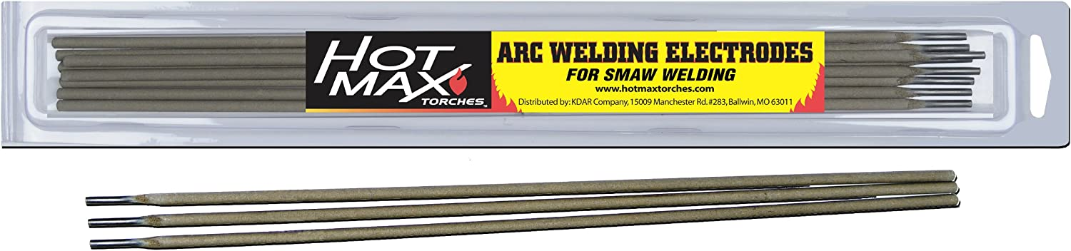 """NEW Hobart 5lb Pack of 6013 5//32/"""" SMAW Stick Welding Rod Electrodes"""