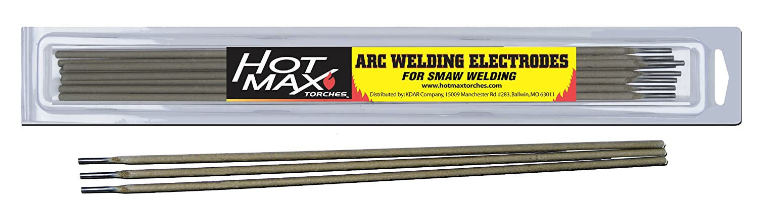 Hot Max 22074 5/64-Inch E6013 5# ARC Welding Electrodes