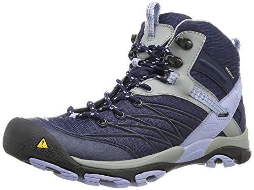 new product d3b85 39e45 KEEN Marshall Mid WP W 1009544, Scarpe Stringate Basse Donna ...