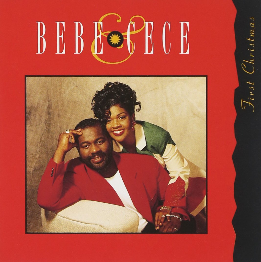 bebe and cece winans first christmas
