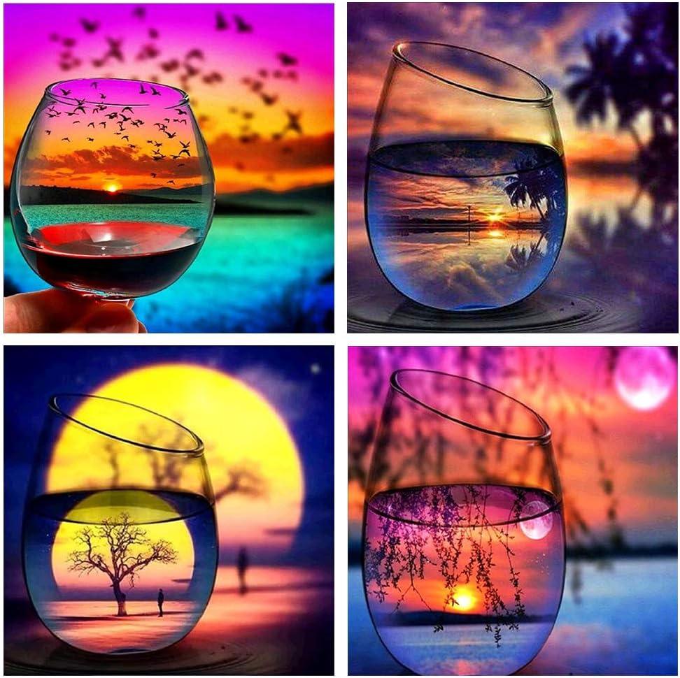 DIY Bedazzled wine glasses | Wine glass decor, Diy glasses