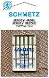 Schmetz Jersey/Ballpoint Needle Range (Packs of 5) - Various Sizes (80/12 (Standard))