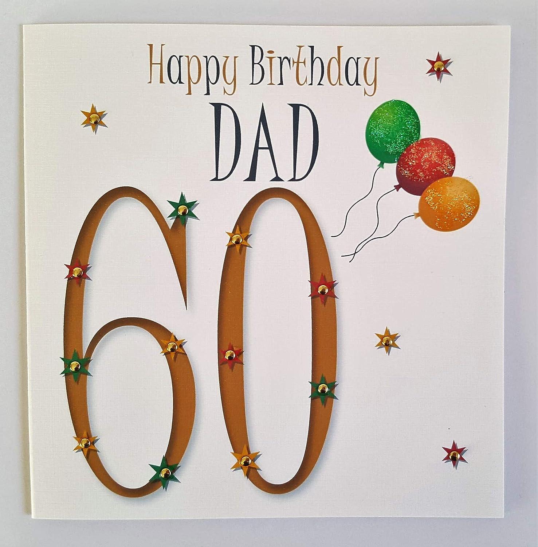 Tarjeta de felicitación de cumpleaños - Papá 60 cumpleaños ...