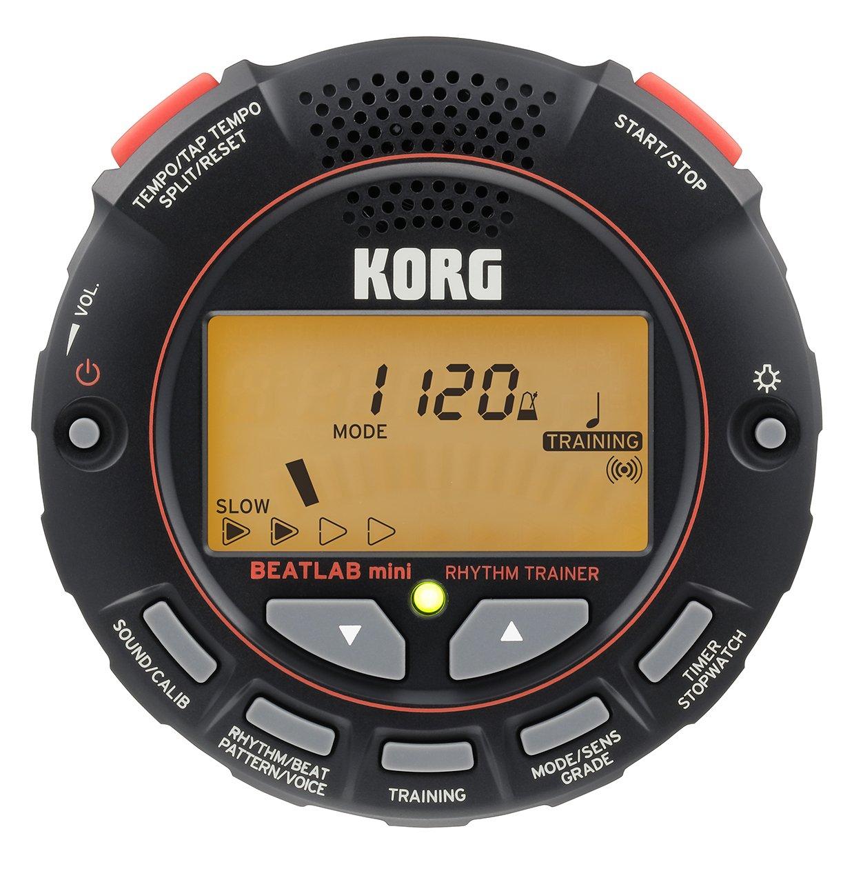 Korg BTLMINI 2'' Rhythm Trainer, Metronome