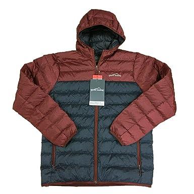 457fbbaa68d88 Eddie Bauer Men's Cirruslite Hooded Down Jacket at Amazon Men's Clothing  store: