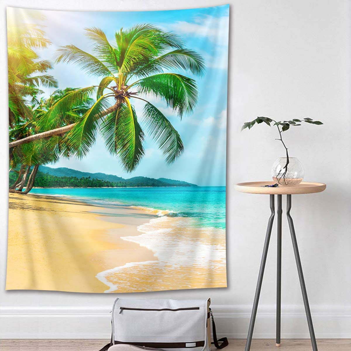 cheap and top quality LB 20x20 inch Yoga Wall Tapestry Meditation ...