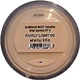 Bare Escentuals Bare Minerals Foundation Matte SPF 15 Fairly Light, Large, 6 g