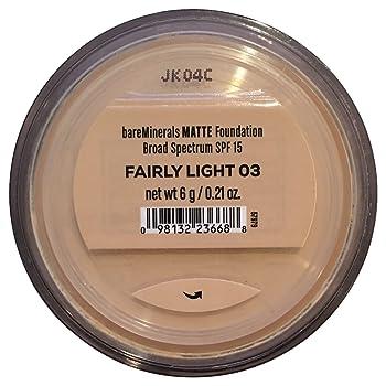 Bare Escentuals Bare Minerals Foundation