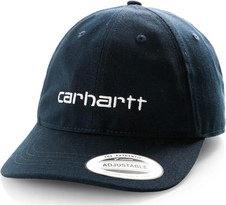 Carhartt Carter Cap I027058 Duck Blue - Gorra con Visera Unisex ...