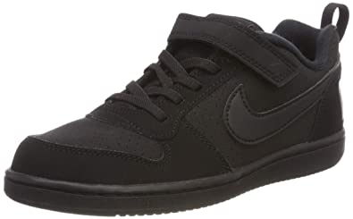 2d1afd682829 Nike Court Borough Low Little Kids Style  839986-001 Size  2.5 Y US