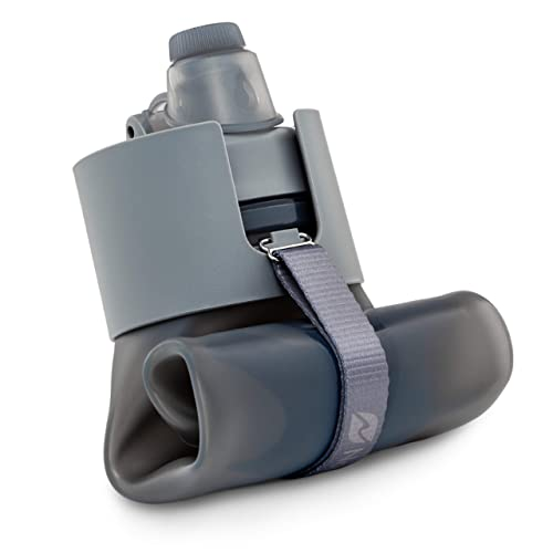 Nomader BPA Collapsible Sports Water Bottle