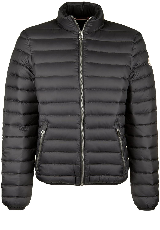 No.1 Como Men's Down Plain Long Sleeve Jacket