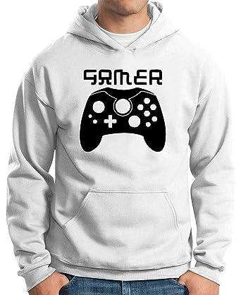T-Shirtshock - Sudadera Hoodie OLDENG00298 Xbox Gamer Shir, Talla XXL: Amazon.es: Ropa y accesorios