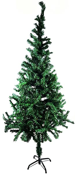 Fourwalls 6 Feet Christmas Tree Artificial Trees at amazon