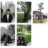 KAT-TUN 亀梨和也 海外 撮影 オフショット 公式 写真 個人 5枚セット 3/13
