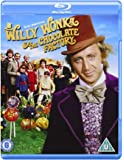 Willy Wonka And The Chocolate Factory [Blu-ray] [1971] [Region Free]