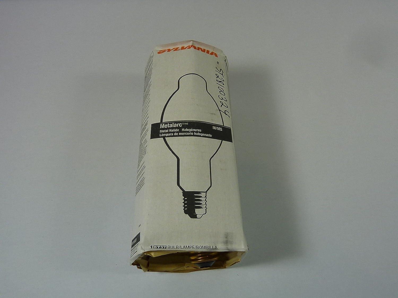Sylvania M400/U Metalarc 400W H.I.D Clear Metal Halide Lamp BT37: High Intensity Discharge Bulbs: Amazon.com: Industrial & Scientific