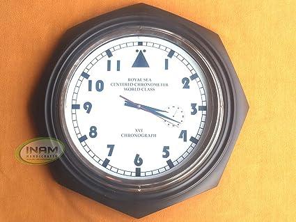 Amazon Com Inam Premium Quality Antique Designer Wall Clock
