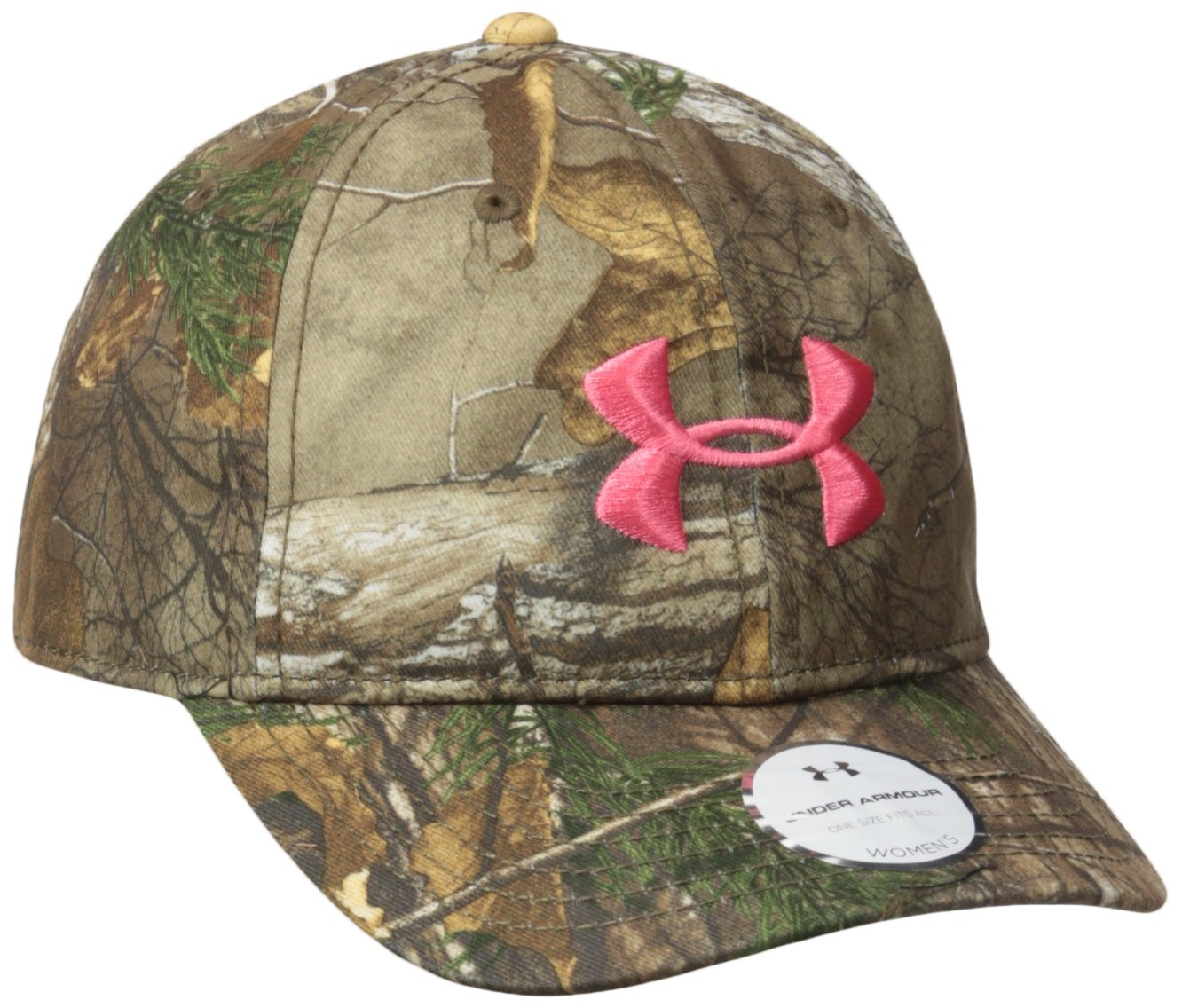 f2dbabbfba Under armour womens hat mossy oak treestand perfection one size sports  outdoors jpg 1332x1136 Women under