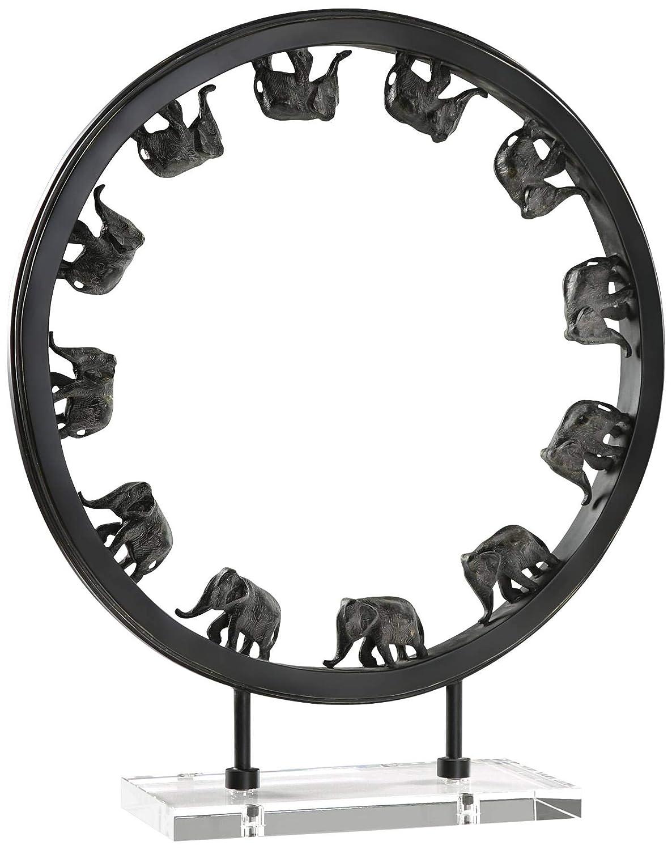 ★お求めやすく価格改定★ Walk Sculpture Sculpture B071NC7ZCC inダークブロンズ B071NC7ZCC, 雑貨のおもちゃ箱バーグ:12cf71fe --- mrplusfm.net