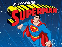 Ruby Spears Superman: The Complete First Season