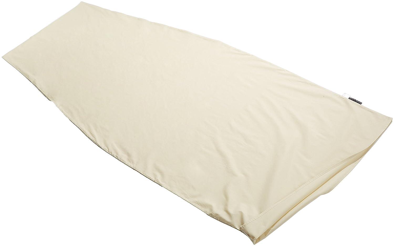 RAB Momia Saco de Dormir de algodón Azul Beige Talla:185 x 92 cm: Amazon.es: Deportes y aire libre