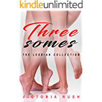 Threesomes: The Lesbian Collection (Erotica Themed Bundles Book 4) book cover
