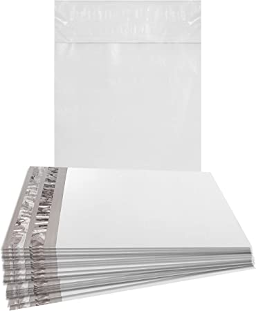 """9/"""" x 12/"""" Clear View Poly Mailers Plastic Shipping Mailing Envelopes 2 Mil 200"""