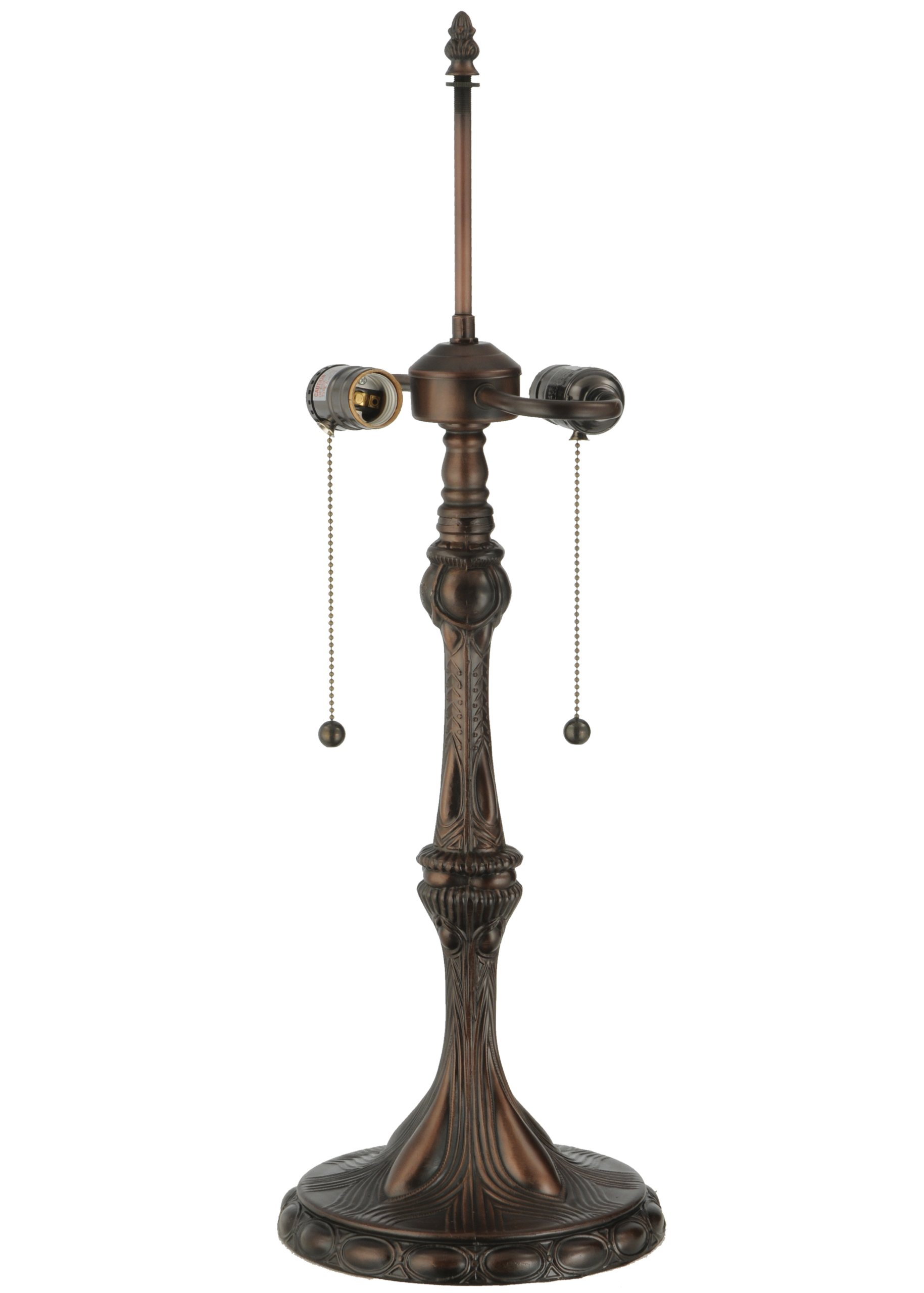 Gypsy 2-Light Lamp Base by Meyda Tiffany
