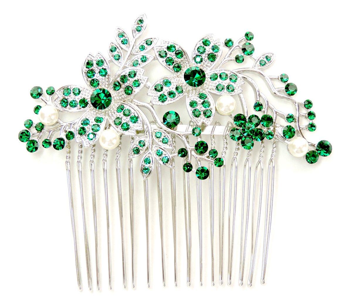 Amazon.com : Faship Hair Comb Gorgeous (Green) : Beauty