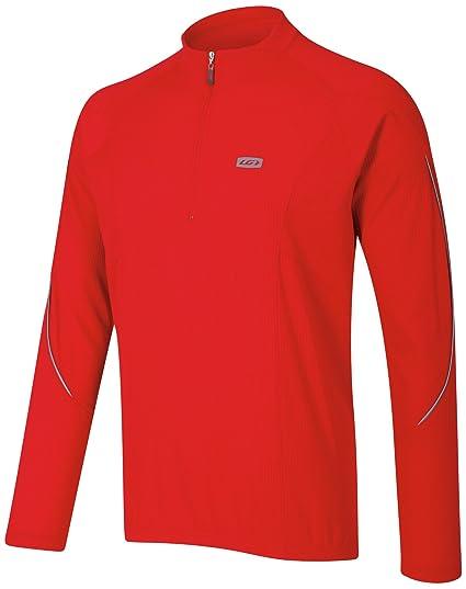 317ba40b9 Amazon.com   Louis Garneau Edge 2 Jersey Men s Long Sleeve   Sports ...